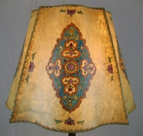 Western lamp shades foter western lamp shades 21 aloadofball Image collections