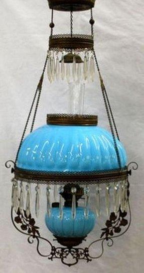 Antique Hanging Oil Lamps - Foter