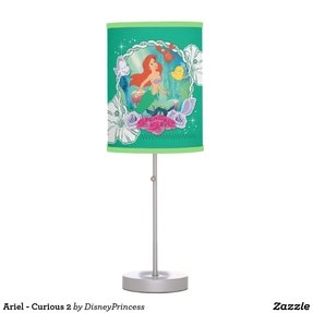 Little Mermaid Lamp Ideas On Foter