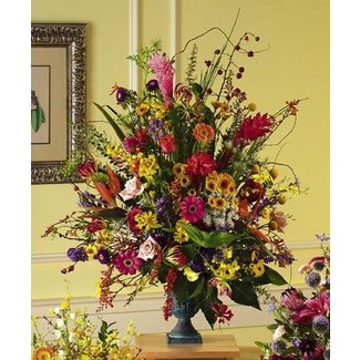 17f5a6d311 Large Silk Floral Arrangements - Ideas on Foter