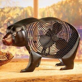 Black Bear Lamp Foter