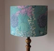 Burgundy Lamp Shades 5