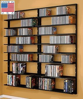 Hanging Cd Rack Ideas On Foter