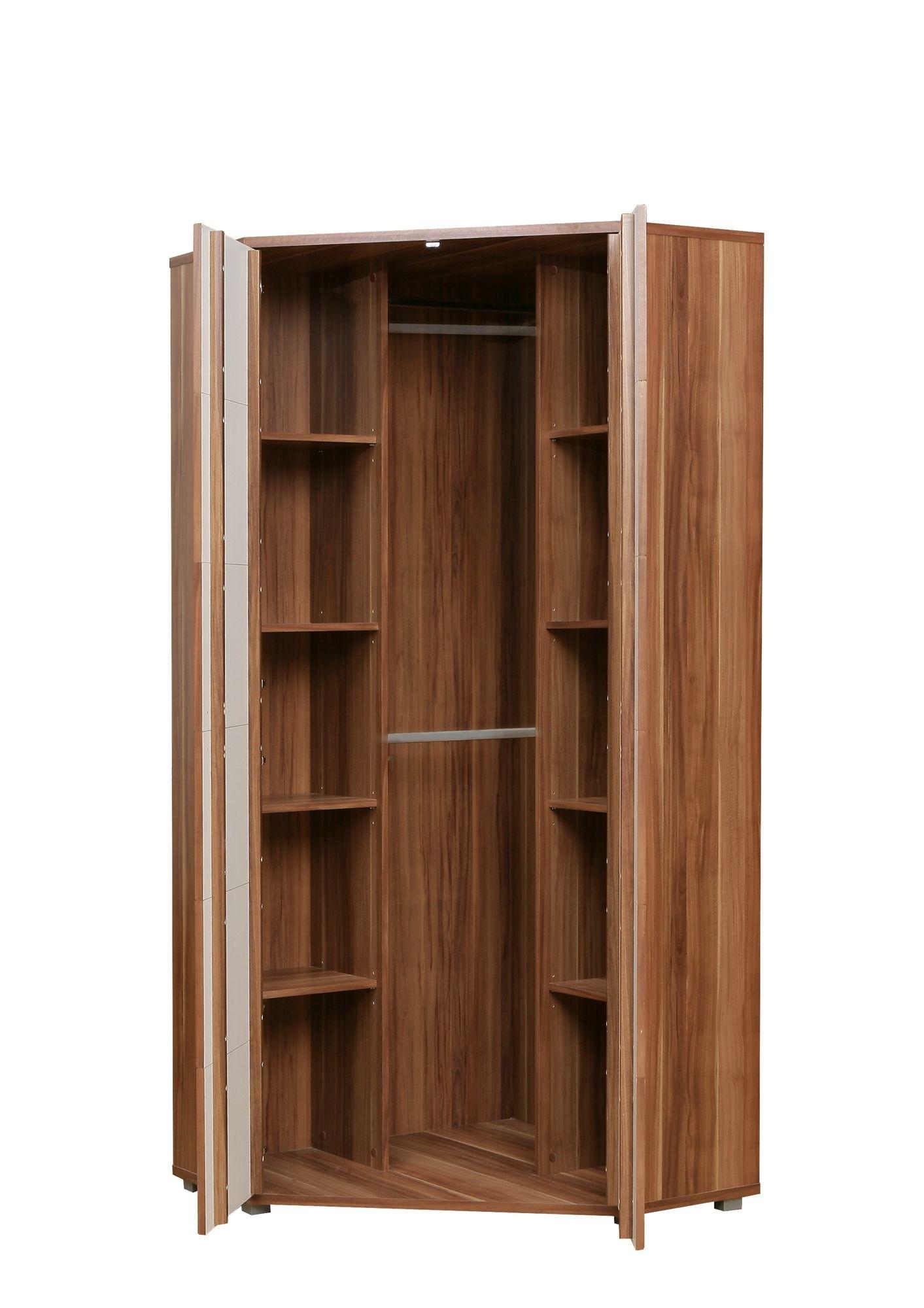 Etonnant Corner Armoire Save Big On Need A Corner Bedroom Armoire