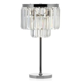 Lamp Gallery Crystal Table Lamp Ideas On Foter