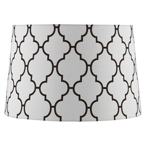 Extra large lamp shade 24
