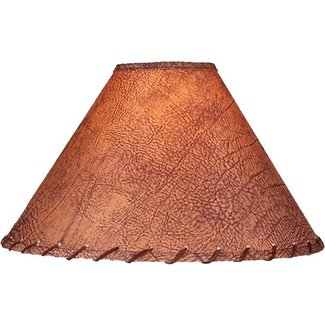 Faux leather lamp shades 14