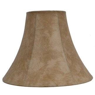 Faux leather lamp shades 2