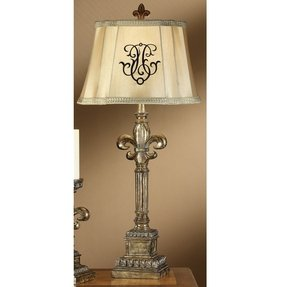 Fleur De Lis Table Lamp Ideas On Foter