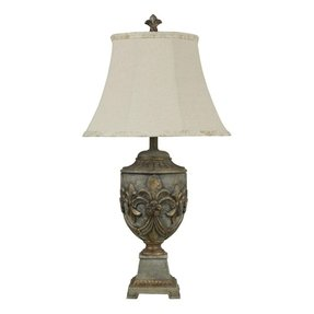Completely new Fleur De Lis Table Lamp - Foter JR99