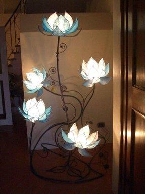 Flower Floor Lamp Foter