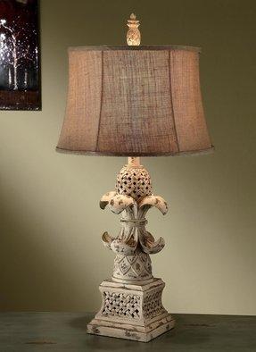 Fleur De Lis Table Lamp Foter