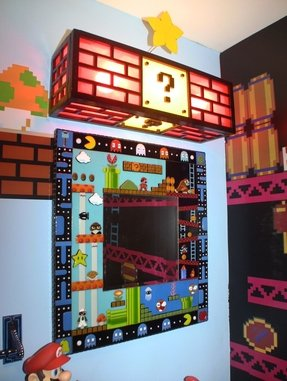 Game room lights 1