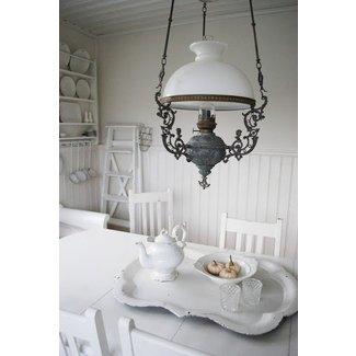 Hanging oil lamp 1