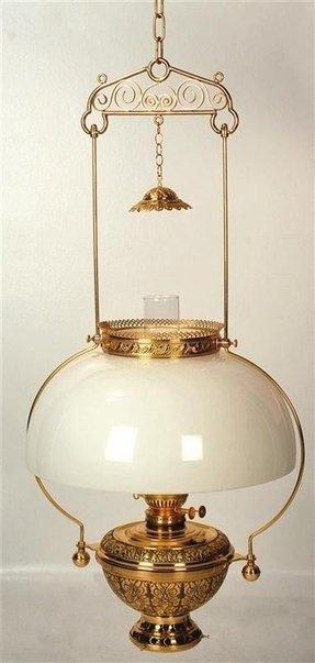 Antique Hanging Oil Lamps Foter