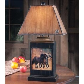 Horse table lamps sale