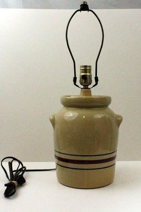 Bean Pot Lamp Foter