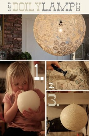 Kraft Paper Lamp Shade Foter