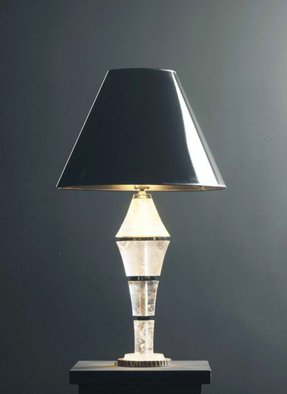 Lamp Gallery Crystal Table Lamp Foter