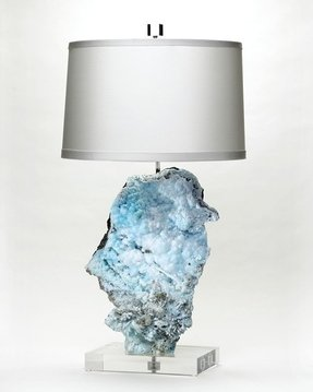 Lamp gallery crystal table lamp 9