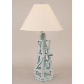 Lifeguard chair lamp 18