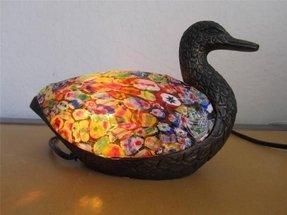 Mallard Duck Lamp Foter