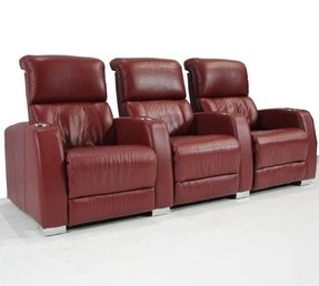 Non reclining theater seats