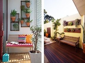 Outdoor Wall Decorations Garden Ideas On Foter