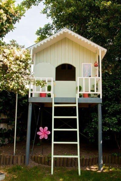 Gentil Outdoor Playhouse Kit 16