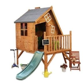 Outdoor playhouse kit 9