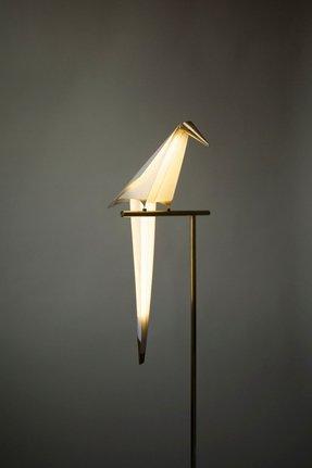 Parrot Floor Lamp - Foter
