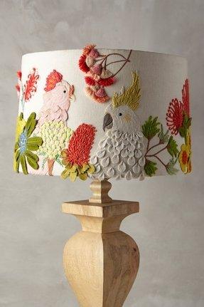 Parrot Lamp Foter
