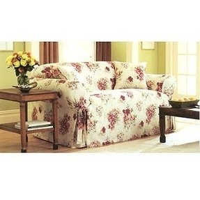 Patterned sofa slipcovers 1