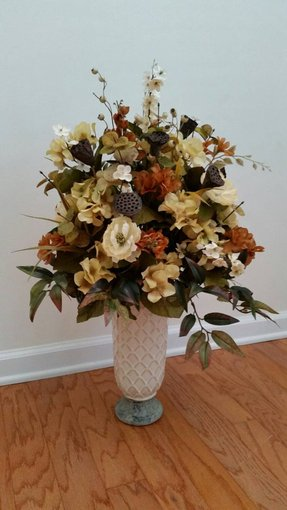 Large Silk Floral Arrangements Foter