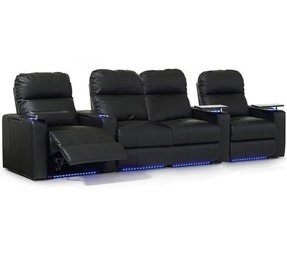Recliner theater seating 22