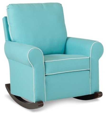 Bon Reclining Rocking Chair Nursery 1