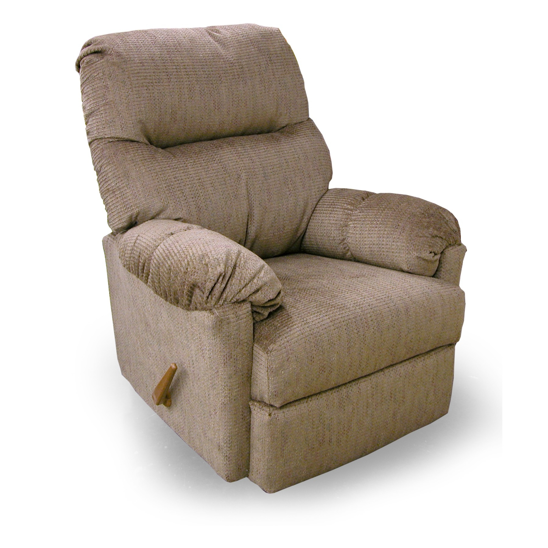 Charmant Reclining Rocking Chair Nursery