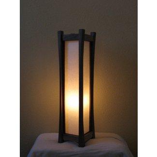 Rice Paper Floor Lamp 2