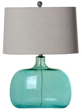 Sea glass table lamp foter sea glass table lamp 28 mozeypictures Images