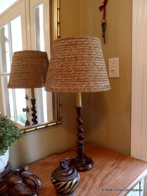 Seagrass Lamp Shade Foter