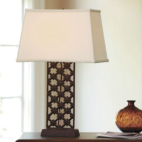 Seagrass lamp shade foter seagrass lamp shade 29 aloadofball Image collections