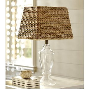 Seagrass lamp shade 5