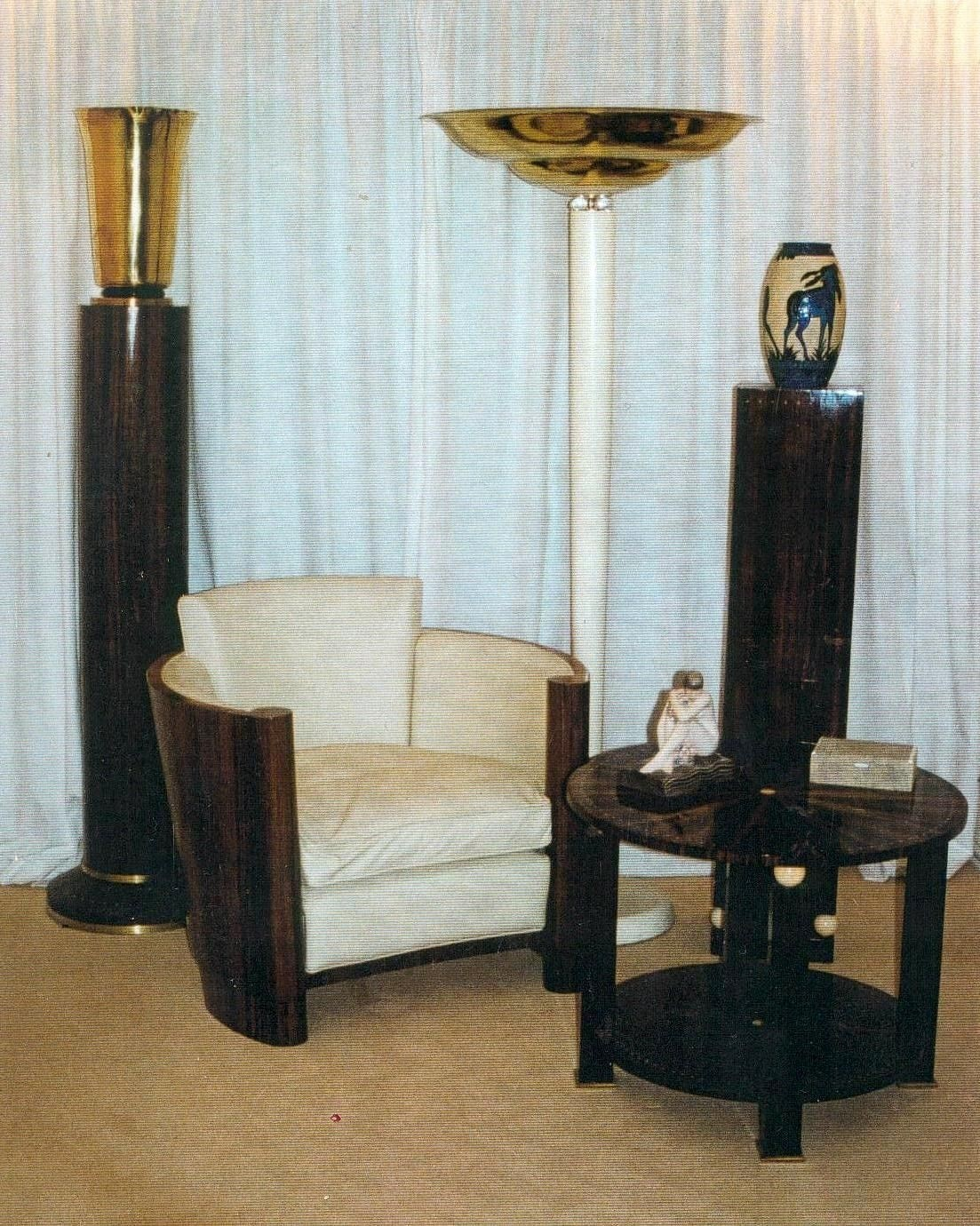 Selection Of Art Deco Style Furniture Made To Order