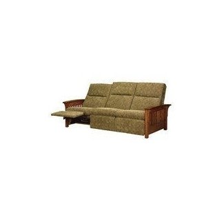 Small loveseat recliner