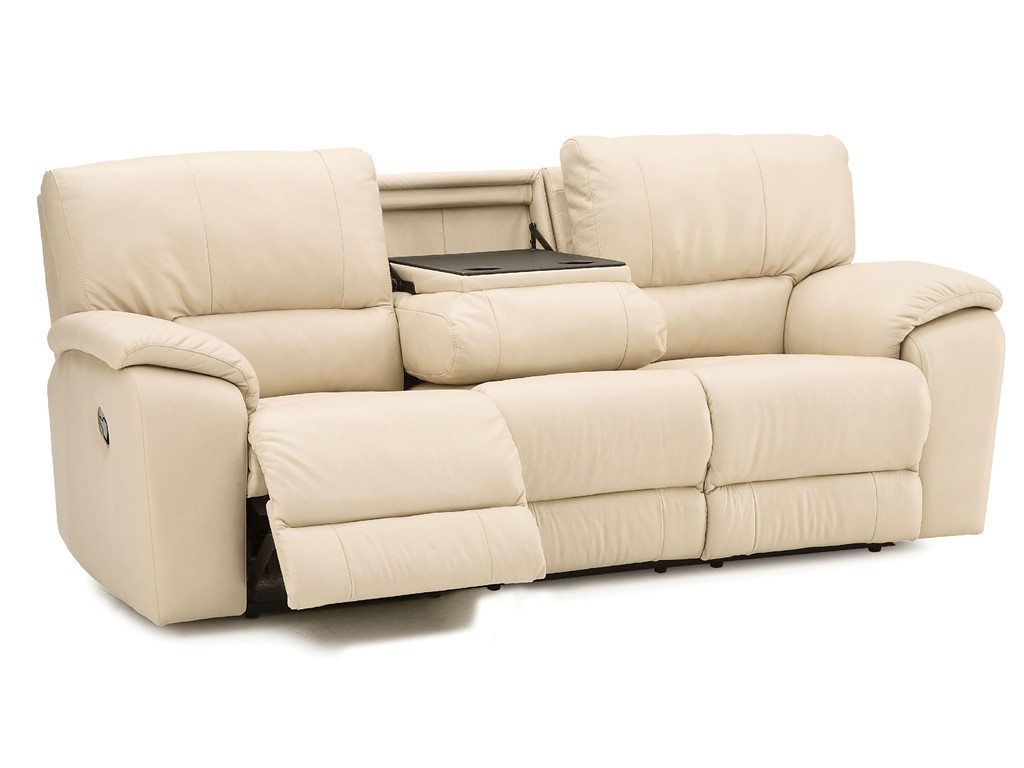 Small Reclining Sofa 9