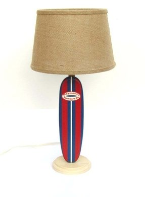 Surfboard lamp 16