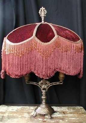 Burgundy Lamp Shades Foter