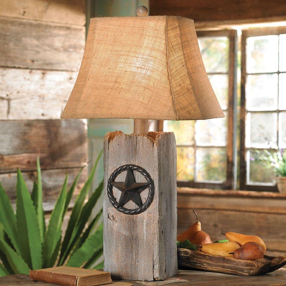 Superbe Texas Star Lamp   Ideas On Foter