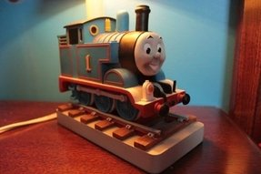 Thomas the train lamp