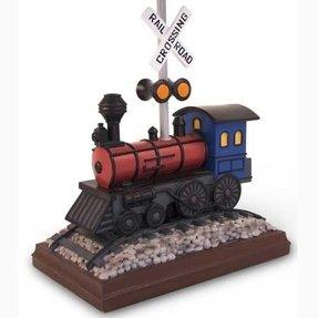 Train Lamp Foter